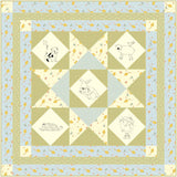 A Beautiful Day Quilt Pattern - Digital