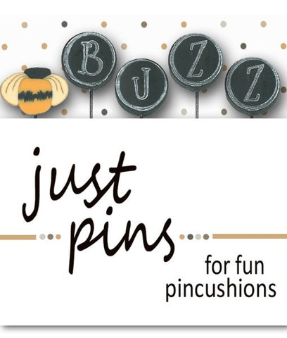 Decorative Pins - Buzzy Bee