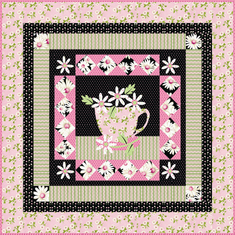 Chamomile Afternoon Quilt Pattern