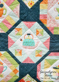 Cozy Afternoon Block of the Month Quilt Pattern - Digital