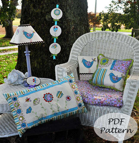 Dress Your Nest Collection - Digital Pattern