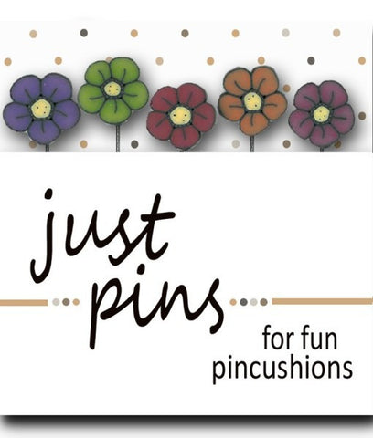 Decorative Pins - Flowers