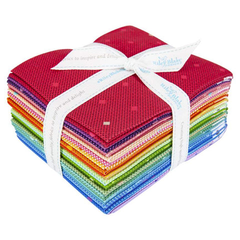 Gemstones Brights Ombre Fat Quarter Bundle (Riley Blake Designs)