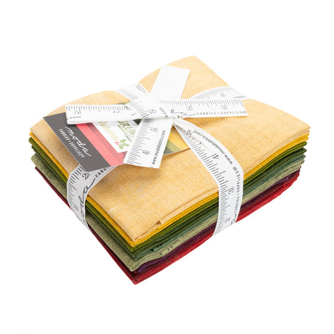 """Yuletide"" Grunge Fat Quarter Bundle"