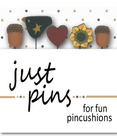 Decorative Pins - Harvest Collection