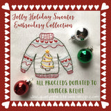 Jolly Holiday Sweaters Collection (Digital)