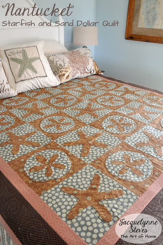 Nantucket Quilt Pattern