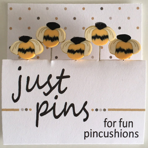 Decorative Pins - Just Bees