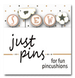 Decorative Pins - S is for Sew