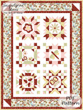Sew Sweet Simplicity Block of the Month Quilt Pattern - Digital