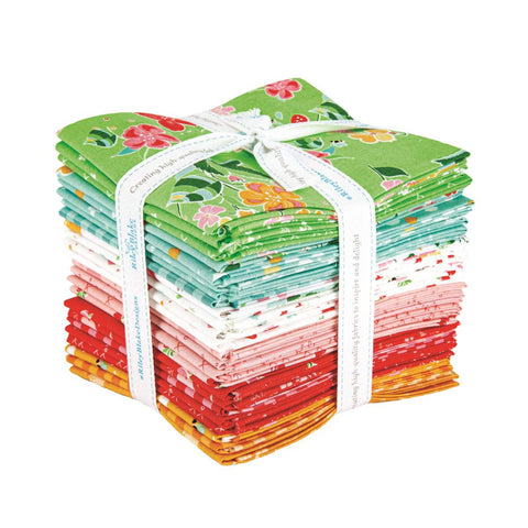 Strawberry Honey Fat Quarter Bundle