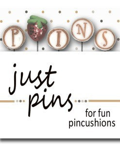 Decorative Pins - Strawberry Pins