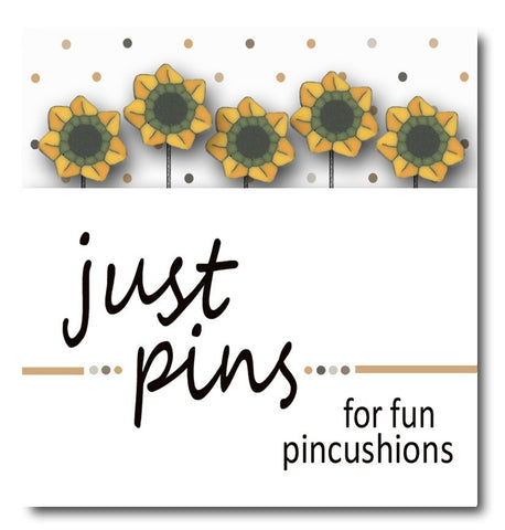 Decorative Pins - Sunflowers