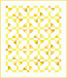 Bella Solids - Yellow, Fat Quarter Bundle