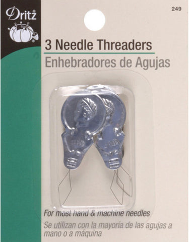 Dritz Metal Needle Threaders