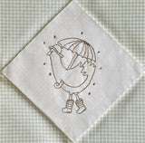 A Beautiful Day Embroidery - Digital Files