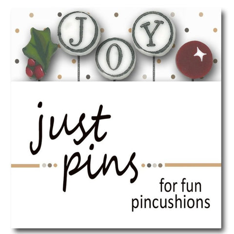Decorative Pins - Joy