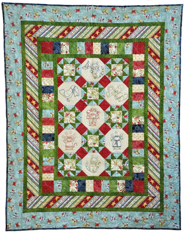 Winter Friends Quilt Pattern