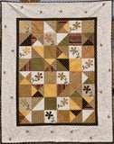 Millie - Bee Happy Lap Quilt and Wall Hanging Pattern