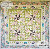 Spring Fling Quilt Pattern - Digital