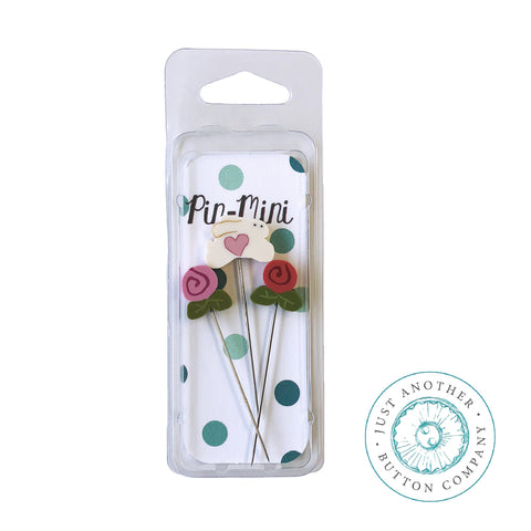 Decorative Pins - Spring Time Mini Pack