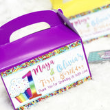 Favor Boxes - Itty Bits Designs