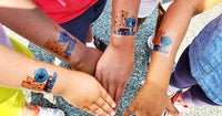 Custom Temporary Tattoos - 24 Tattoos