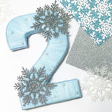 CUSTOM Themed Birthday number - 8 Inch number decor - Itty Bits Designs