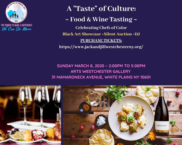 "A ""Taste"" of Culture: Celebrating Chefs of Color!"