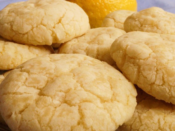 """Like Buttah, Baby"" Butter Cookie"