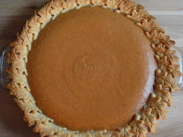 Sam's Sweet Potato Pie