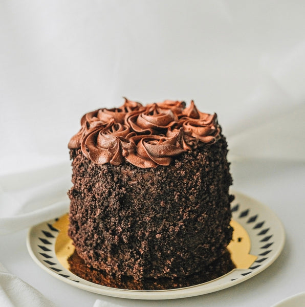 The Lovers' Devil's Food Cake