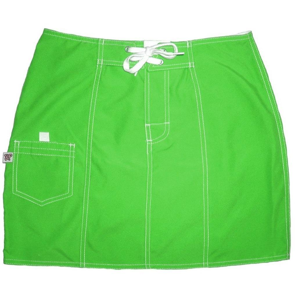 """A Solid Color"" Board Skirt (Apple) CUSTOM - Board Shorts World"