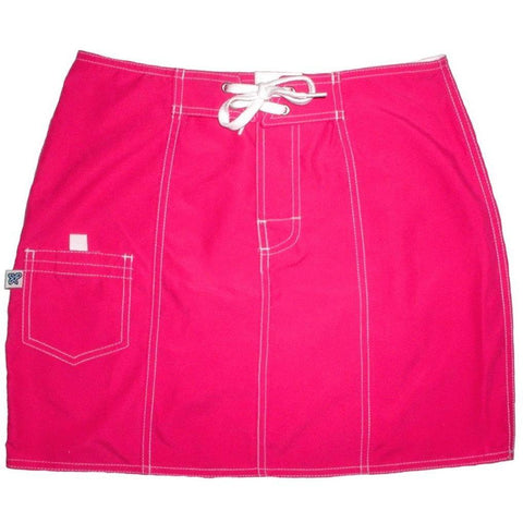 """A Solid Color"" Board Skirt (Pink) CUSTOM"