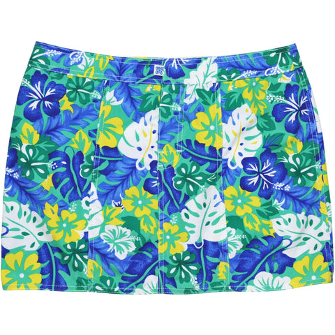"""Mother Lode"" Hipster Board Skirt (Royal, Black, or Pink) **SALE** - Board Shorts World - 1"