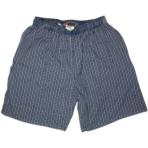 """Lakeshore"" 100% Cotton Seersucker Walk Shorts.  9.5"" Inseam / 22"" Outseam - Board Shorts World"