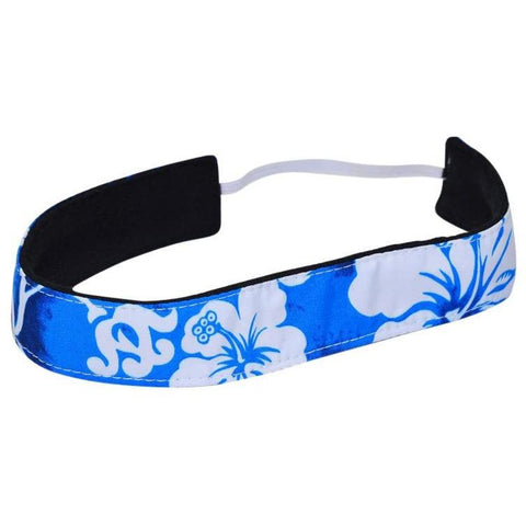 """Jungle Boogie"" Head Band (Blue, Red, Charcoal, Olive or Orange) - Board Shorts World - 1"