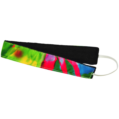 """Love n Haight"" Tie-Dye Print Head Band - Board Shorts World"