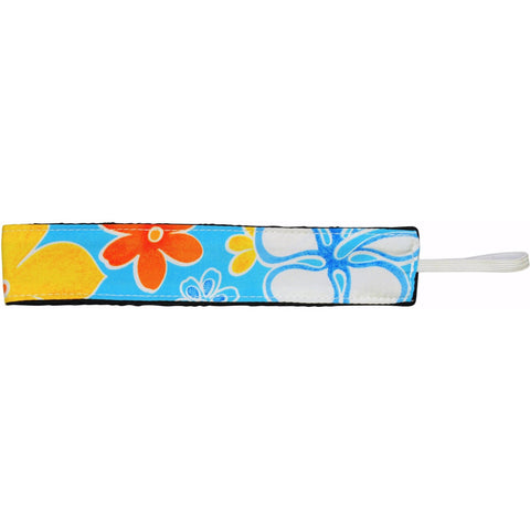"""Spring Fling"" Head Band (Turquoise, Yellow, Red, or Purple) - Board Shorts World - 1"