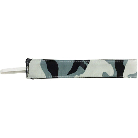 """Stealth Fanatic"" Camo Print Head Band (Charcoal) - Board Shorts World"