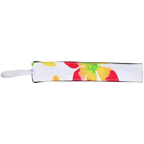 """Watercolors"" Head Band (White or Pink) - Board Shorts World - 1"