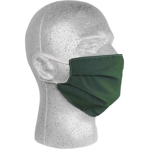 Solid Forest Face Mask.  **Available in Both Styles**