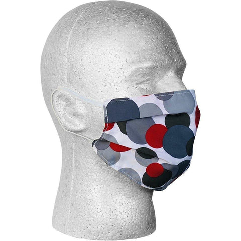 """Coin Toss"" Face Mask (Black).  **Available in Both Styles**"