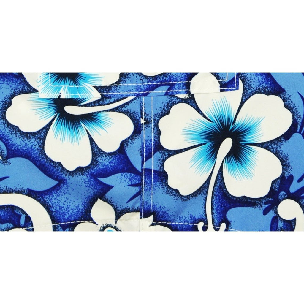 """Ego Maniac"" Toddler Board Short (Blue)"