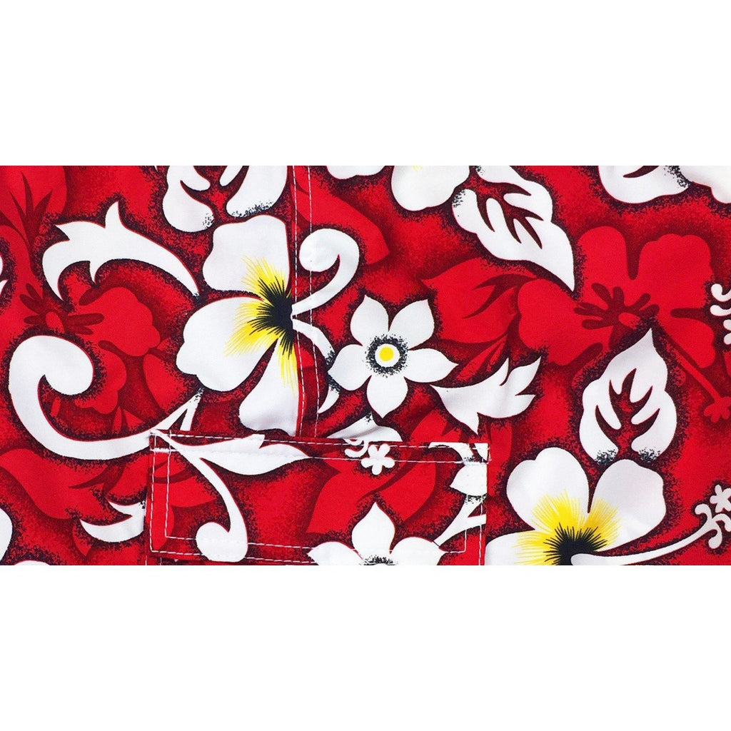 """Charm School"" Original Board Skirt (Red)"