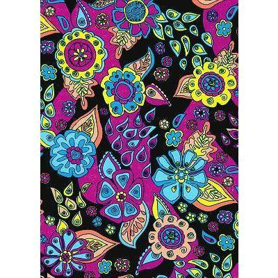 """Carnival"" Hipster Board Skirt (Black)"