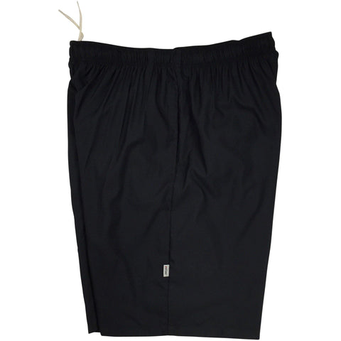 """A Solid Color"" Boys Swim Trunks with Mesh Liner - 7"" Inseam / 18"" Outseam (Now available in 14 colors!) - Board Shorts World - 1"