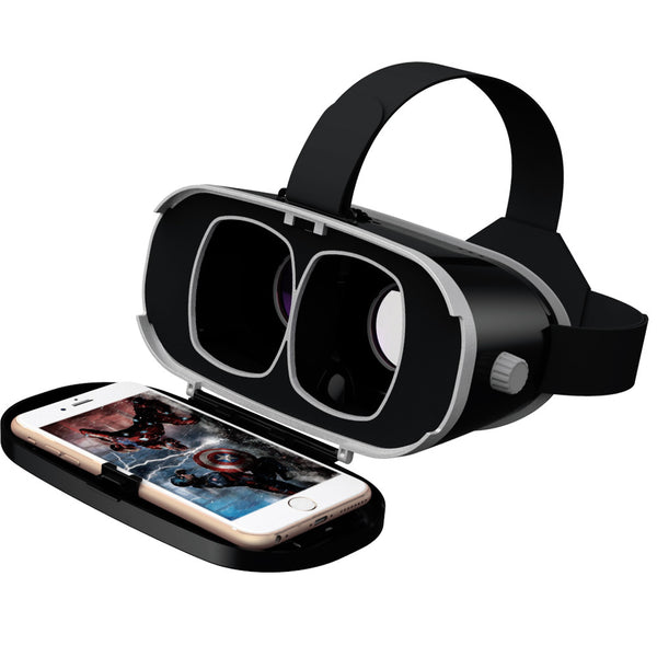 d289c26fab3 Visenta VR Headset World First Compatible from Normal Eyesight upto High  Myopia(Short Sightedness)