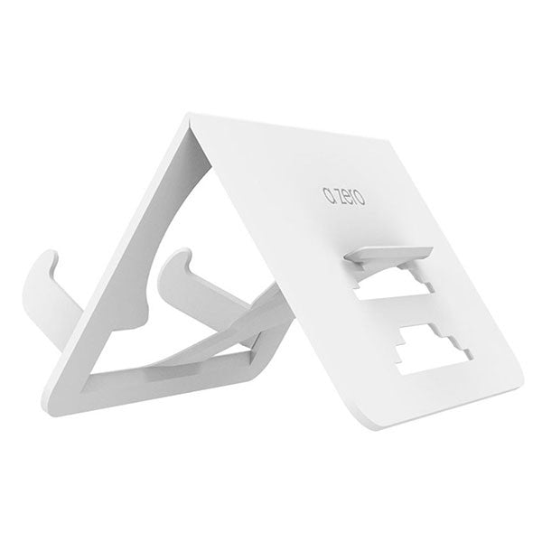 Visenta A-Zero Small Stand For Smart Phone And iPhone (White Colour)