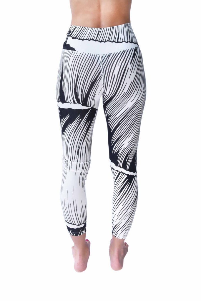 CROSS WAIST NAILA LEGGING